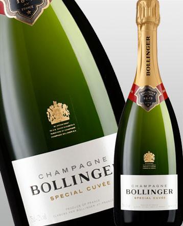 Spécial Cuvée Brut en étui - Champagne Bollinger