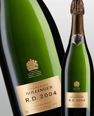 Bollinger R.D. 2004 en coffret - Champagne Bollinger