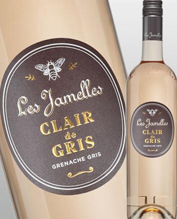 Clair de Gris rosé 2018 - Les Jamelles