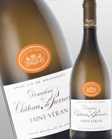 Saint Véran blanc Bio 2018 - Domaine du Château de Pierreclos