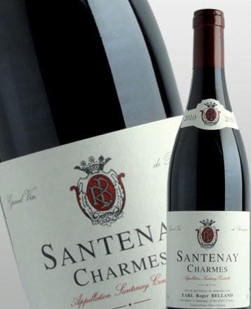 Santenay Charmes rouge 2015 - Domaine Roger Belland