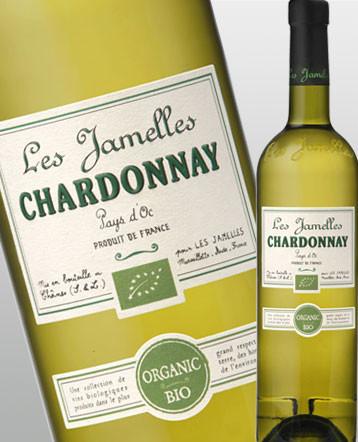 Chardonnay Bio Blanc 2017 - Les Jamelles