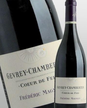 Gevrey Chambertin Coeur de Fer rouge 2013 - Frédéric Magnien