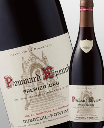 Pommard 1er Cru Les Epenots rouge 2015 - Domaine Dubreuil-Fontaine