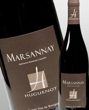 Marsannay Montagne rouge 2012 - Domaine Huguenot