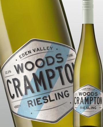 """Riesling """"White Label"""" blanc 2017 - Woods Crampton"""