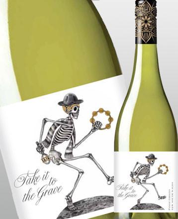 Pinot Grigio blanc 2019 - Take it to the Grave / Australie