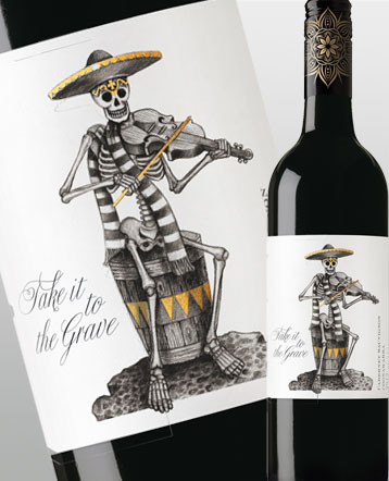 Cabernet Sauvignon rouge 2018 - Take it to the grave / Australie