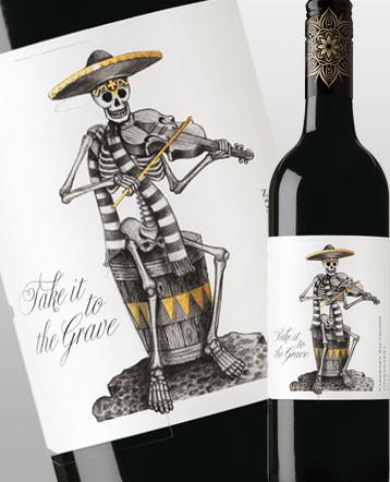 Cabernet Sauvignon rouge 2018 - Take it to the grave / Australie