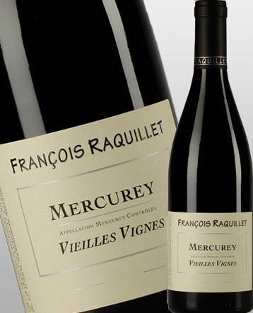 Mercurey Vieilles Vignes rouge 2018 - Domaine François Raquillet