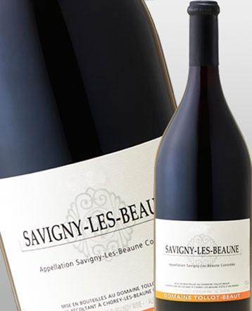 Savigny lès Beaune rouge 2018 -Domaine Tollot Beaut
