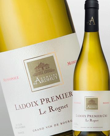 Ladoix 1er Cru Le Rognet blanc 2018 - Domaine d'Ardhuy
