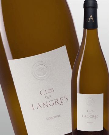 Clos des Langres Monopole blanc 2018 - Domaine d'Ardhuy