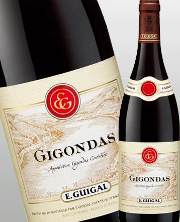 Gigondas rouge 2016 - E.Guigal