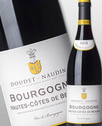 Bourgogne Hautes Côtes de Beaune rouge 2016 - Doudet Naudin
