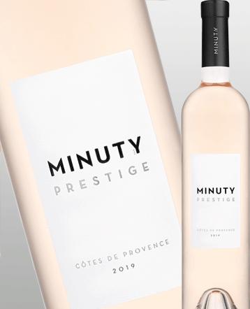 Minuty Prestige Rosé 2019 - Côtes de Provence