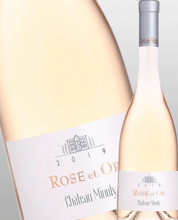 Rose et Or 2019 Côtes de Provence - Château Minuty