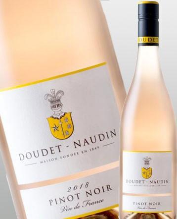 Pinot Noir rosé 2019 - Doudet-Naudin