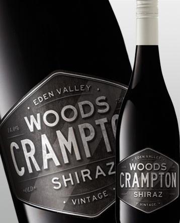 "Shiraz ""Black Label"" rouge 2017 - Woods Crampton"
