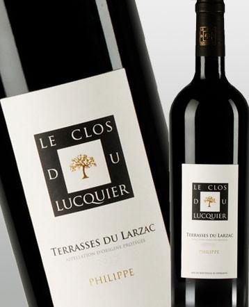 """""""Cuvée Philippe"""" Terrasses du Larzac rouge 2017 - Le Clos du Lucquier"""