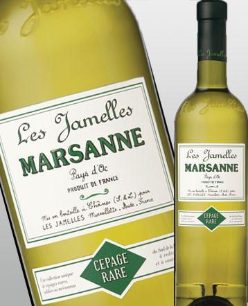 Marsanne blanc 2019 - Les Jamelles