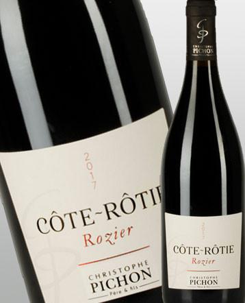 Côte Rôtie Rozier rouge 2017 - Domaine Christophe Pichon