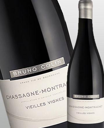 Chassagne-Montrachet Vieilles Vignes rouge 2018 - domaine Bruno Colin