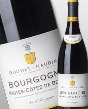 Bourgogne Hautes Côtes de Beaune rouge 2017 - Doudet Naudin