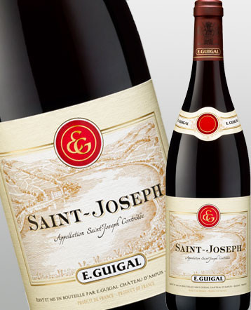 Saint Joseph rouge 2017 E Guigal
