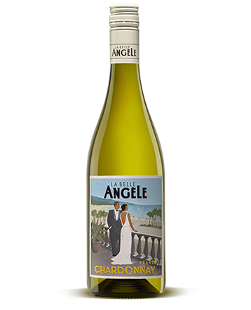 Chardonnay blanc 2019 - La Belle Angèle