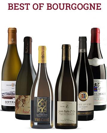 """Coffret """"Best of Bourgogne"""""""