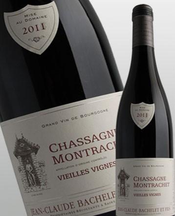 Chassagne Montrachet Vieilles Vignes rouge 2017 - Domaine Jean-Claude Bachelet