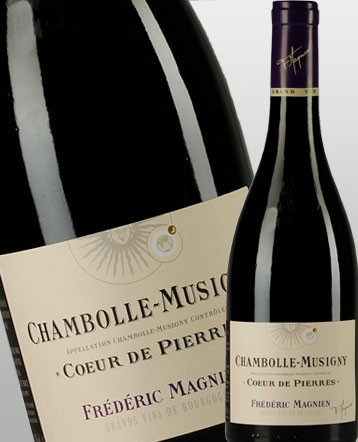 Chambolle Musigny Vieilles Vignes rouge 2015 - Frédéric Magnien