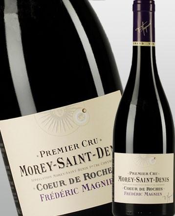 Morey Saint Denis 1er Cru Coeur de Roches rouge 2014 - Frédéric Magnien