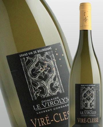 Viré Clessé blanc 2019 - Domaine Le Virolys