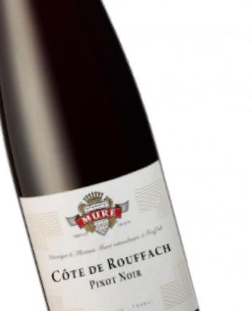 Pinot Noir Côte de Rouffach rouge Bio 2018 - Domaine Muré