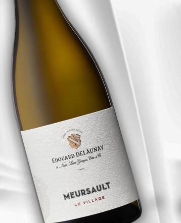 Meursault Le Village blanc 2018 - Maison Edouard Delaunay