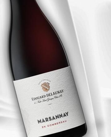 "Marsannay ""En Combereau"" rouge 2018 - Maison Edouard Delaunay"