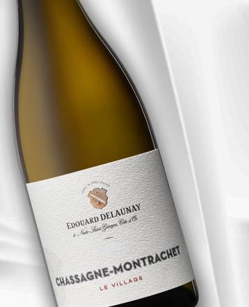 Chassagne Montrachet le Village blanc 2018 - Edouard Delaunay