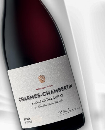 Charmes-Chambertin Grand Cru rouge 2018 - Maison Edouard Delaunay