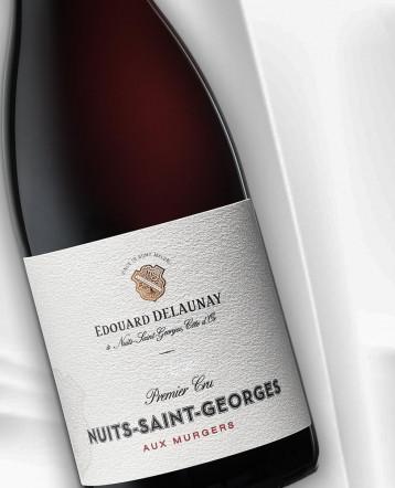 Nuits-Saint-Georges 1er Cru Les Murgers rouge 2017 - Maison Edouard Delaunay