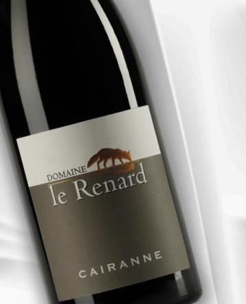 Cairanne rouge 2019 - Domaine Le Renard