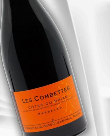 Les Combettes rouge 2017 - Domaine Gros-Tollot