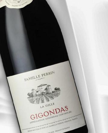"Gigondas ""La Gille"" Rouge 2018 - Famille Perrin"