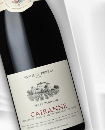 "Cairanne ""Peyre Blanhe"" Rouge 2018 - Famille Perrin"