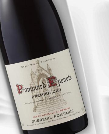 Pommard 1er Cru Les Epenots rouge 2018 - Domaine Dubreuil-Fontaine