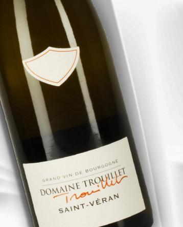 Saint Véran blanc 2019 - Domaine Trouillet