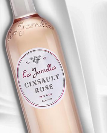 Cinsault rosé 2020 - Les Jamelles