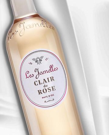 Clair de Rose 2020 - Les Jamelles