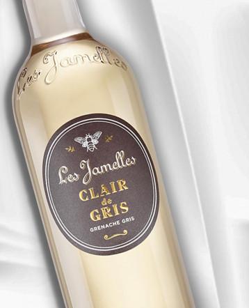 Clair de Gris rosé 2020 - Les Jamelles